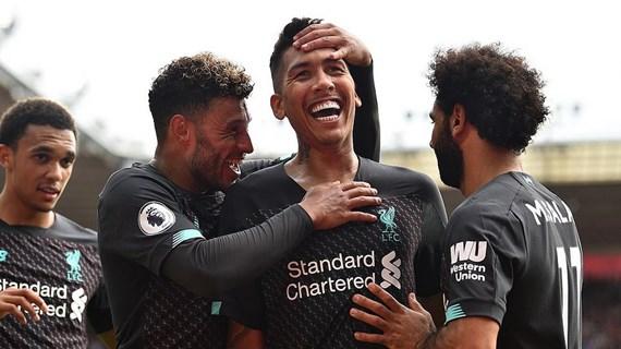 Man City-Tottenham chia điểm, Liverpool chiếm ngôi đầu bảng