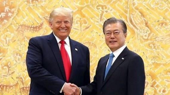 Cuộc gặp Mỹ-Hàn sẽ tập trung thúc đẩy hòa bình trên Bán đảo Triều Tiên