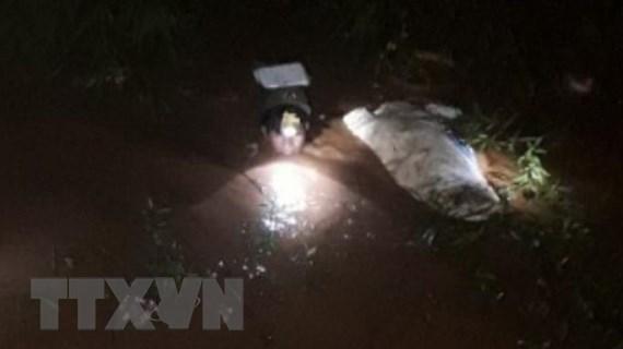 Tìm thấy thi thể bé trai bị nước cuốn trôi tại Bình Phước