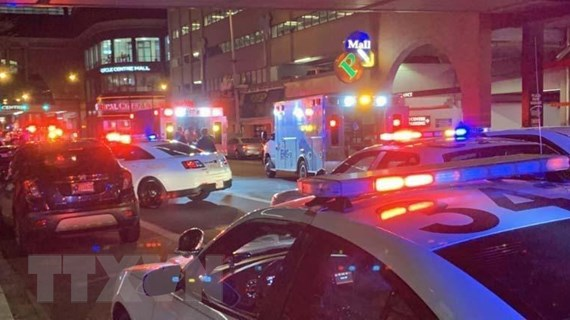Mỹ: Nổ súng tại thủ phủ bang Indiana, ít nhất 6 người bị thương