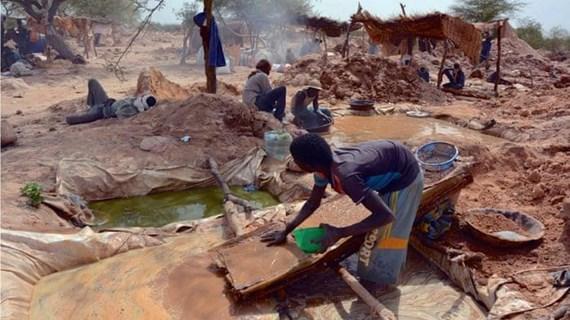 Sập mỏ vàng ở Cộng hòa Chad khiến ít nhất 30 người thiệt mạng