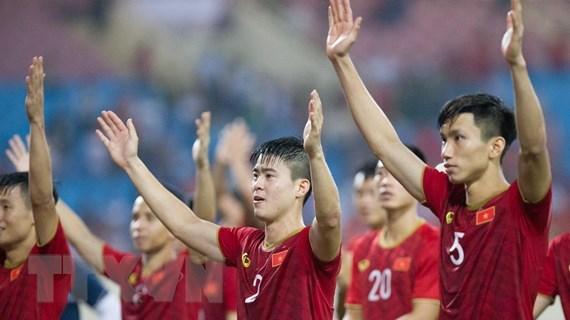 Đội tuyển Việt Nam chốt danh sách 23 cầu thủ đấu tuyển Indonesia