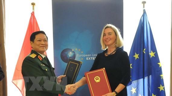 Việt Nam và Liên minh châu Âu ký hiệp định FPA