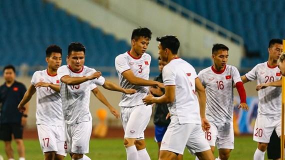 Vòng loại World Cup 2022: Việt Nam quyết tâm đánh bại UAE