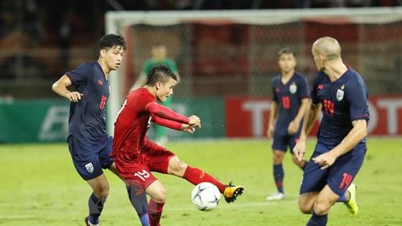Lịch thi đấu vòng loại World Cup: Việt Nam quyết chiến Thái Lan