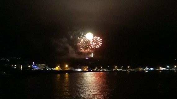 Tiếng chuông chào đón Năm mới 2020 vang lên trên khắp đảo quốc Samoa
