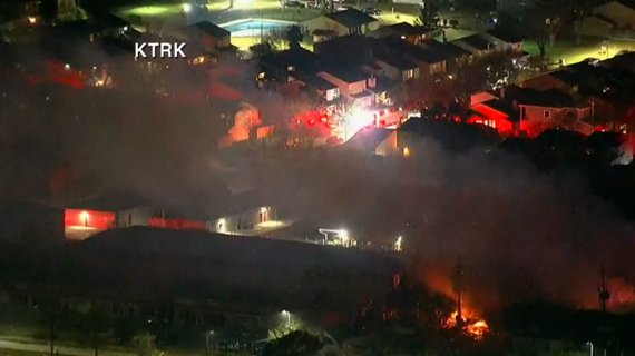 Mỹ: Nổ tại một tòa nhà ở Texas, khiến ít nhất 1 người bị thương