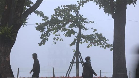 Bắc Bộ sáng sớm có sương mù, trưa chiều hửng nắng
