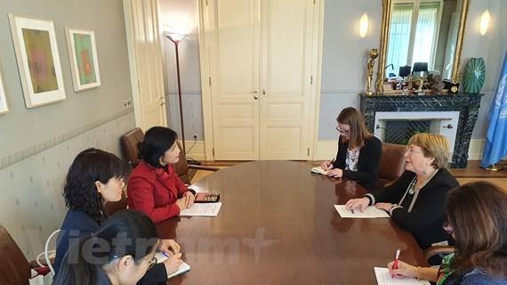 Việt Nam được đánh giá cao về thúc đẩy và bảo vệ quyền con người