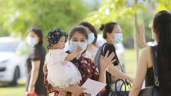 Việt Nam không có ca mắc mới, 3 bệnh nhân được công bố khỏi bệnh
