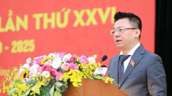 Ông Lê Quốc Minh giữ chức Bí thư Đảng ủy TTXVN nhiệm kỳ 2020-2025