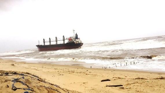 Dự báo bão số 8 gây mưa dông mạnh ở vùng biển từ Bình Thuận đến Cà Mau