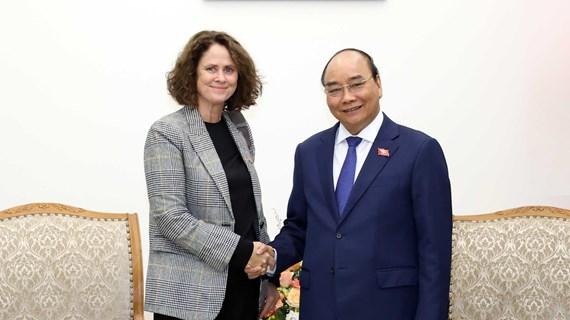 Thủ tướng tiếp Giám đốc Quốc gia Ngân hàng Thế giới tại Việt Nam