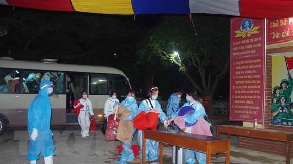 Việt Nam có thêm 7 ca mắc COVID-19, cách ly ngay khi nhập cảnh