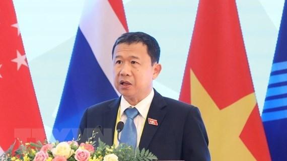 Việt Nam tham dự Hội nghị trực tuyến BCH Liên minh Nghị viện Pháp ngữ