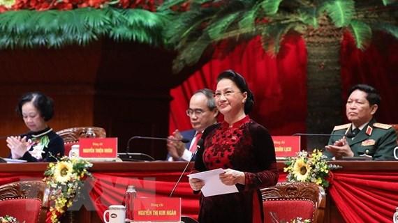 Các chính đảng, tổ chức và bạn bè quốc tế chúc mừng Đại hội Đảng