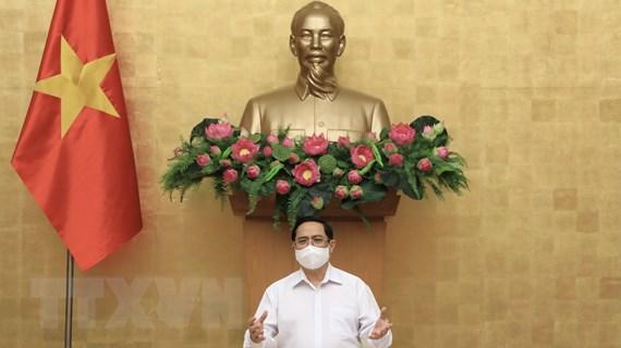 Thủ tướng yêu cầu cụ thể hóa rõ trách nhiệm trong phòng, chống dịch