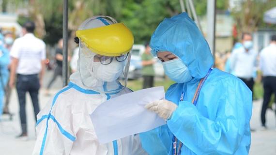 Đà Nẵng: 32 trường hợp dương tính lần 1 với SARS-CoV-2 ở quận Sơn Trà