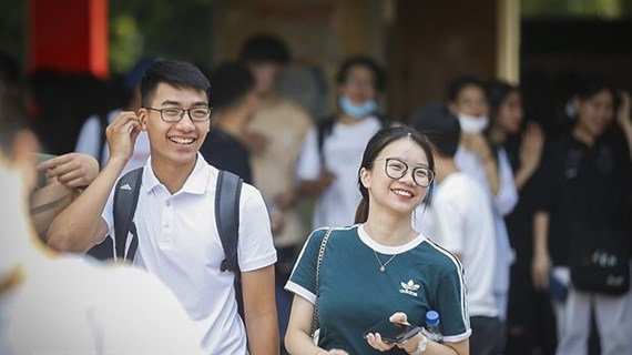 Hầu hết các trường tư thục ở Hà Nội xét học bạ để tuyển sinh lớp 10