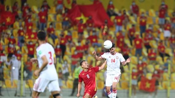 'Vào vòng loại thứ ba là niềm tự hào' của tuyển Việt Nam
