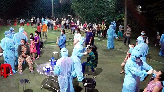 Ngày 19/6: Việt Nam thêm 308 ca mắc, dịch bệnh tại TP.HCM phức tạp
