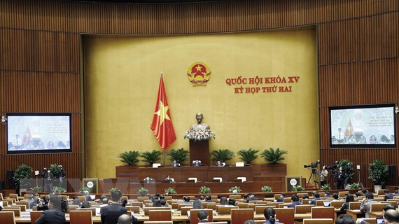 Thông cáo báo chí số 5, Kỳ họp thứ 2, Quốc hội khóa XV