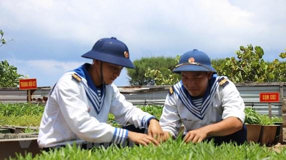 Bài 8: Kỳ diệu sức sống Trường Sa giữa biển trời Tổ quốc
