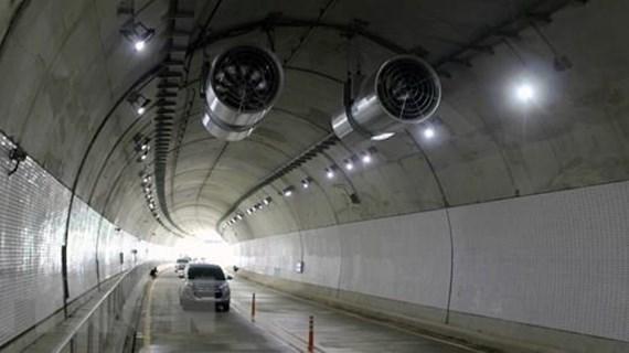 Đề nghị thu phí hầm Cù Mông từ 1/4 sau hai tháng thông xe