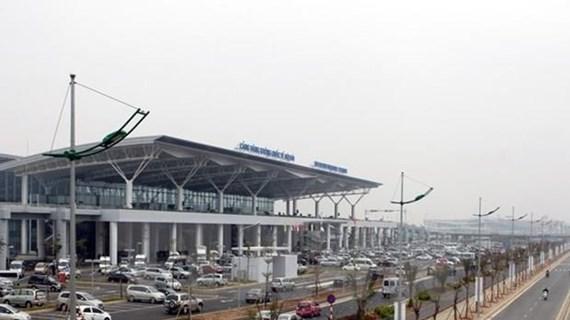 Sân bay Nội Bài sẽ nâng công suất khai thác từ 80-100 triệu khách/năm