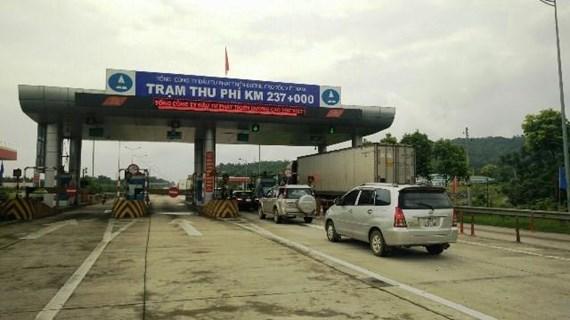 Dữ liệu thu phí được lưu trữ sau vụ sét đánh cao tốc Nội Bài-Lào Cai