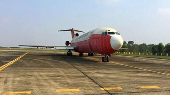 Hai phương án để xử lý tàu bay bị 'bỏ quên' ở Nội Bài tới 12 năm