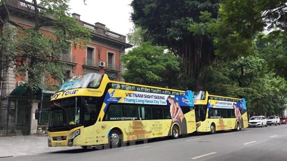 Hai tuyến buýt City Tour chạy 'cùng lộ trình', liệu có cần thiết?