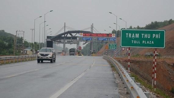 Sắp thu phí trở lại trạm BOT trên Quốc lộ 3 sau hai năm đình hoãn