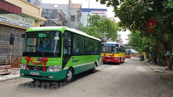 Xe buýt tối ưu hóa luồng tuyến, 'chia lửa' với đường sắt đô thị