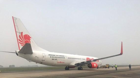 Gặp sự cố, máy bay Malaysia xin hạ cánh khẩn tại sân bay Nội Bài
