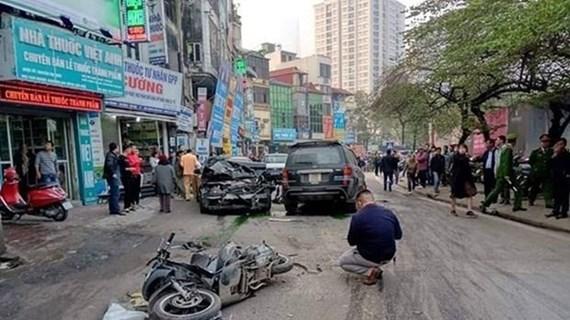 Hơn 100 người tử vong vì tai nạn giao thông sau 5 ngày Tết Nguyên đán