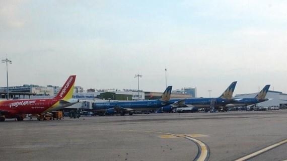 Đường bay Hà Nội-Thành phố Hồ Chí Minh nhộn nhịp nhất thế giới