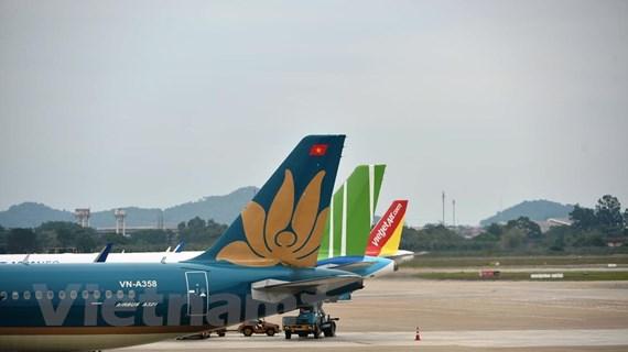 Phân bổ đều giờ cất hạ cánh để tránh ùn tắc Nội Bài, Tân Sơn Nhất