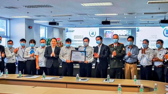 Sân bay Nội Bài được quốc tế công nhận chống dịch COVID-19 an toàn