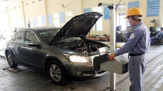 Xe ôtô sẽ được tăng chu kỳ kiểm định để gỡ khó khăn cho ngành vận tải