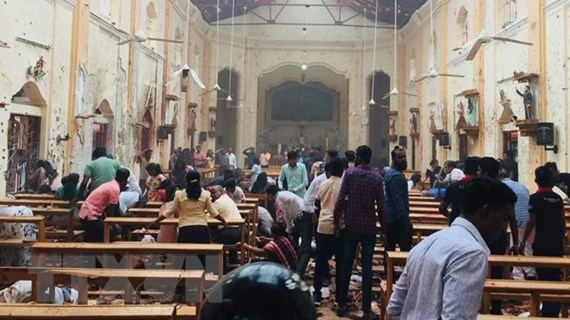Sri Lanka tiếp tục rúng động với vụ nổ thứ 8 liên tiếp trong ngày