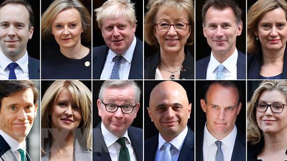 Nước Anh sẽ có Thủ tướng mới thay bà May trước ngày 20/7