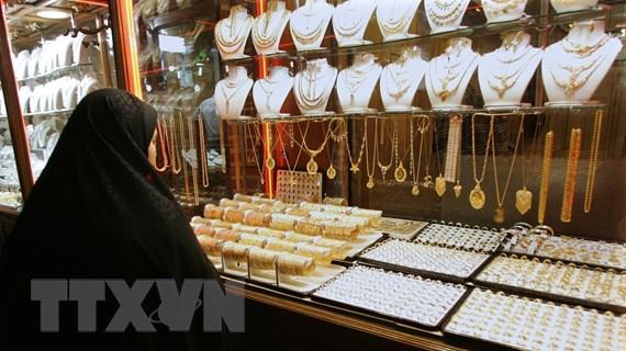 Giá vàng duy trì đà tăng, xấp xỉ mức cao nhất trong 6 năm