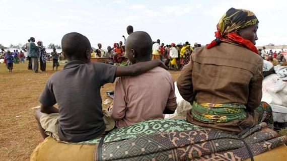 Gần 600 người tị nạn Burundi tại Tanzania tình nguyện hồi hương