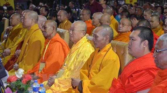 Đại lễ cầu siêu tưởng niệm tri ân anh hùng liệt sỹ Lào-Việt Nam