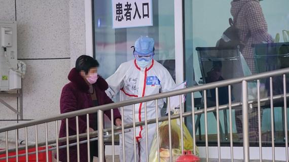 Dịch COVID-19: Trung Quốc ghi nhận 98 ca tử vong mới và 1.886 ca nhiễm