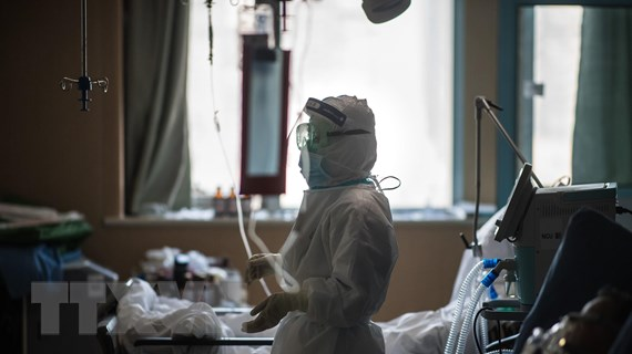Số ca tử vong do COVID-19 tại Trung Quốc thấp nhất trong gần 1 tháng