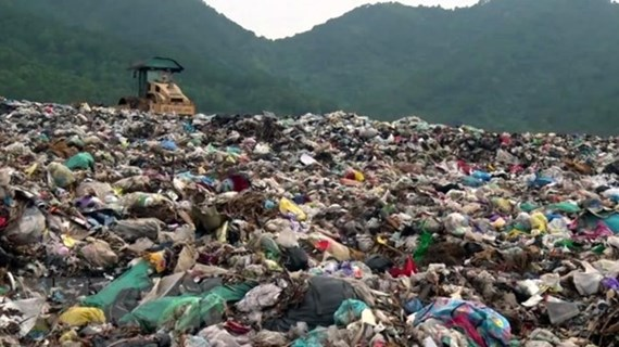 Thúc đẩy xã hội hóa đầu tư các cơ sở xử lý chất thải rắn sinh hoạt
