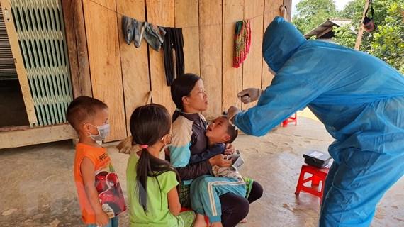 Đắk Lắk: Ghi nhận thêm hai trường hợp mắc bệnh bạch hầu