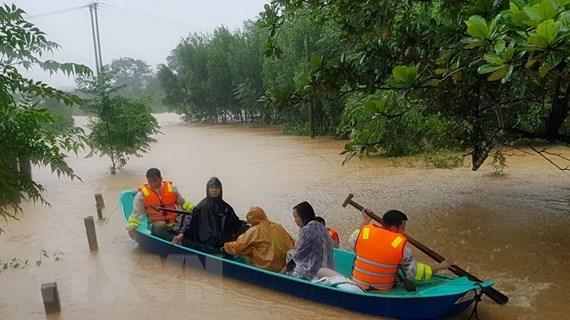 EU hỗ trợ 1,3 triệu euro giúp các nạn nhân bị lũ lụt ở Việt Nam